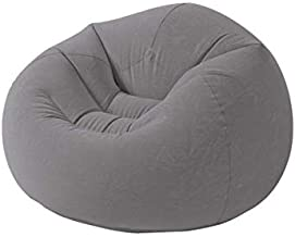 INTEX 68579 Inflatable Beanless Bag Lounger Chair