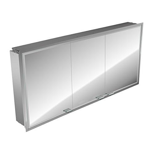 Emco asis LED-Spiegelschrank Prestige up 1615 mm, ohne Radio, Farbwechsel