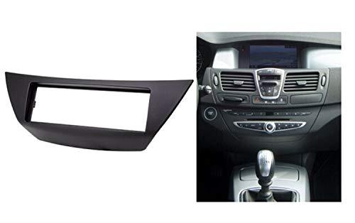 HIGHER MEN Car Accessories Parts Una DIN Car Audio salpicadero de Renault Laguna III 2007+ estéreo Equipo de Tablero de instalación Montaje de la Fascia Cara Marco del Panel de la Placa Aplicabilidad