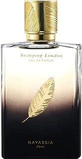 NAYASSIA Swinging London Eau De Parfum, 100 ml