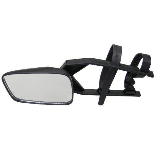UNITEC 10049 Espejo retrovisor de caravana, utilizables a ambos lados de los espejos externos, con correas ajustables