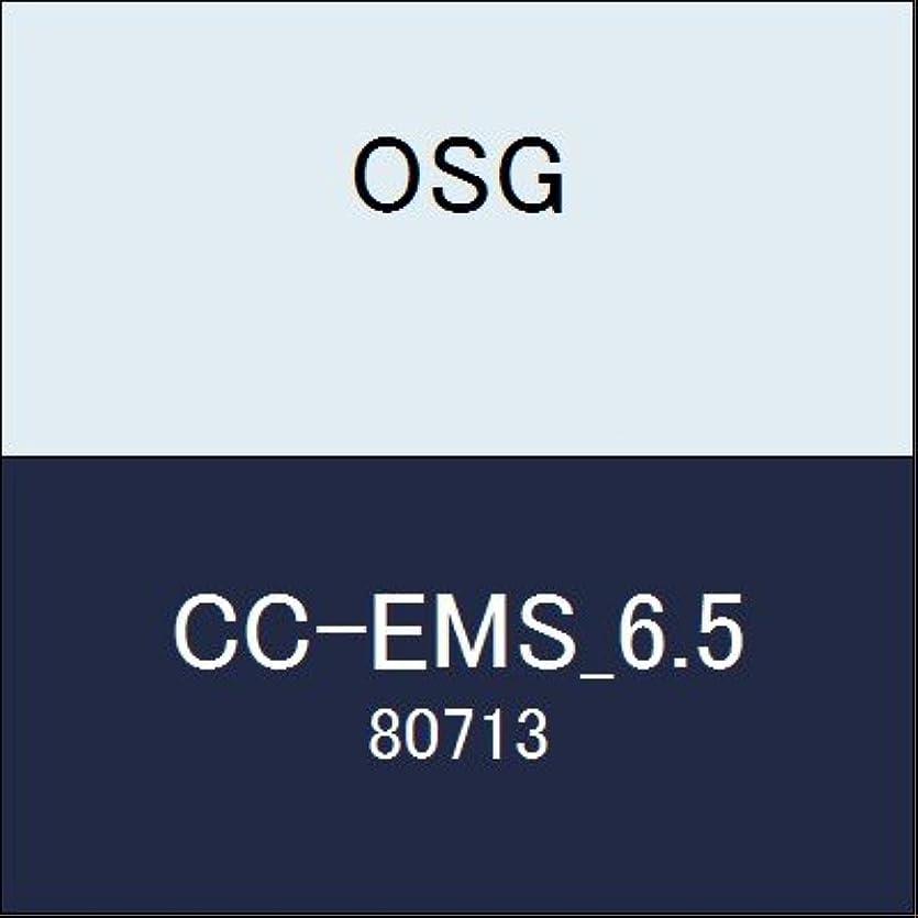 メイエラ確かにインテリアOSG エンドミル CC-EMS_6.5 商品番号 80713