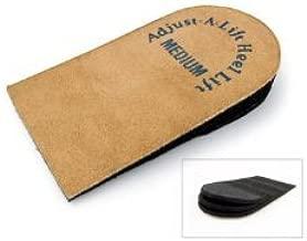 Warwick Enterprises Adjust A Lift Heel Lift, Medium (Pack of 8)