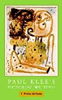 Paul Klee's Pictorial Writing