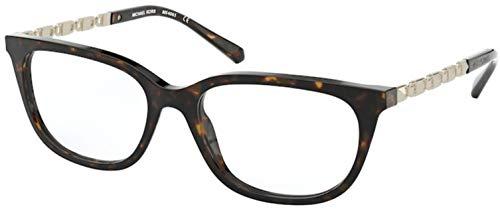 Michael Kors Gafas anteojos MK4065 la CIUDAD de MÉXICO 3006 habana marco de plástico del tamaño de 54 mm de gafas de sol de las mujeres