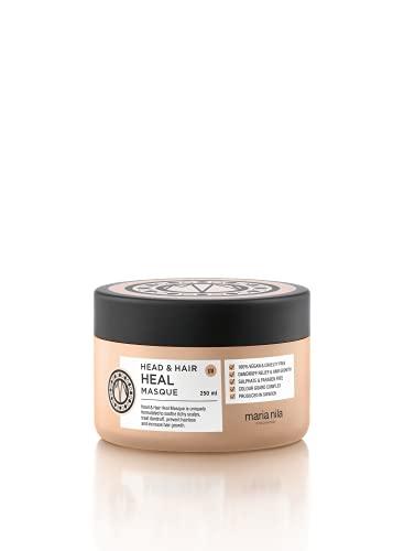 Maria Nila - Head and Hair Heal Masque 250ml | entzündungshemmende, beruhigende Haarmaske