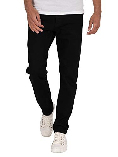 JACK & JONES Herren Comfort Fit Jeans Mike Original AM 138 2932Black Denim