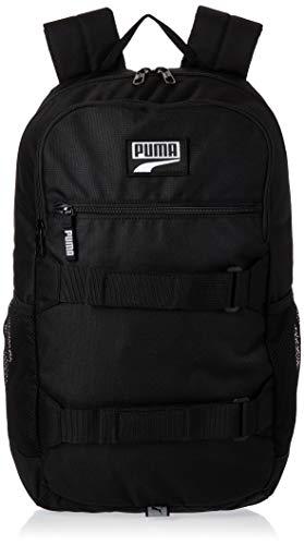 PUMA Unisex– Erwachsene Deck Backpack rucksack, Black, Einheitsgröße
