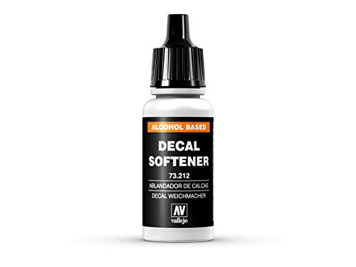 Vallejo 73212 Decal Softener Medium (17ml)