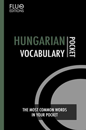 Compare Textbook Prices for Hungarian Pocket Vocabulary Fluo: Learn Hungarian  ISBN 9798587685628 by Zaff, J. N.