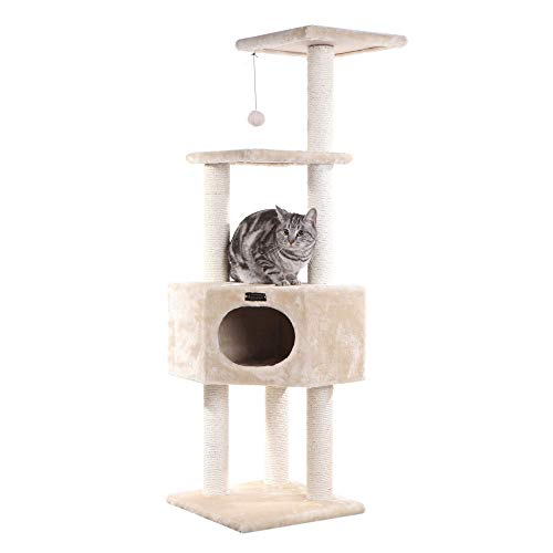 Tall Cat Tree For Small Spaces
