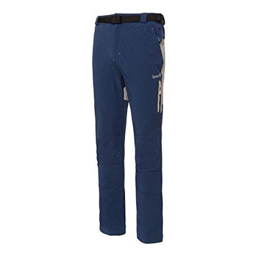 IZAS Point Pantalon de Trekking Homme Blue Moon/Argent FR: M (Taille Fabricant: M)