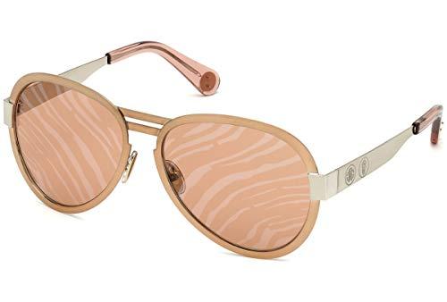 Roberto Cavalli RC1133 - Gafas de sol para mujer (oro 33G, 59 mm)