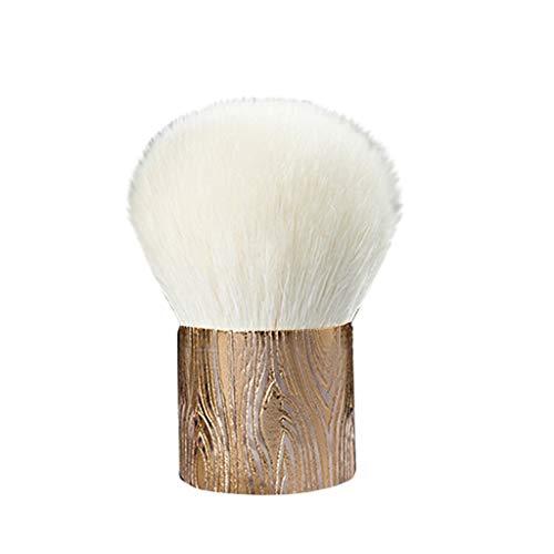 POachers Pinceaux de Maquillage Maquillage Visage Blush Brush Outil de poudre Foundation-Pinceaux Brosse Maquillage Blush Poudre Brosse Fondation Pinceau 1PC