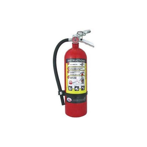 5.5 lb ABC Badger Advantage Extinguisher w/ Wall Hook