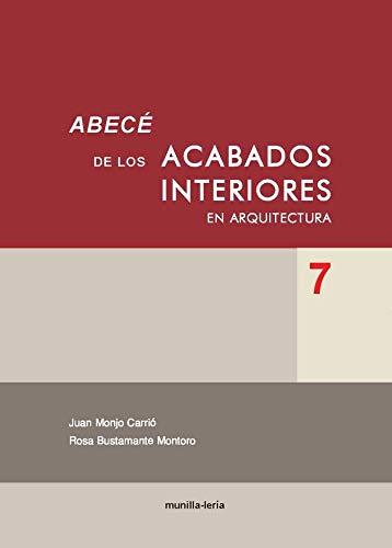 ABECE DE LOS ACABADOS INTERIORES ENARQUITECTURA 7