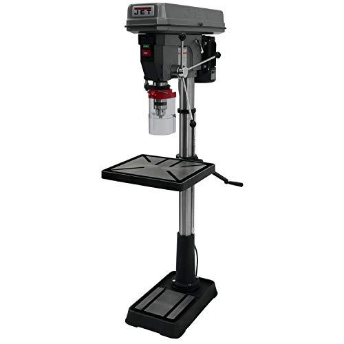 """JET JDP-20MF 20"""" Drill Press, 115/230V 1Ph (354170)"""