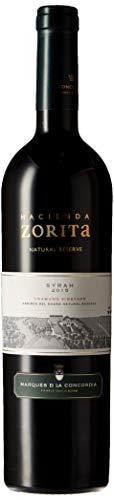 Hacienda Zorita Natural Reserve Syrah Vino tinto - 750 ml