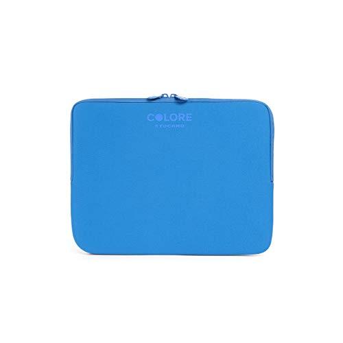 TUCANO Custodia in neoprene per notebook 11.6  & 12.5  Colore Second Skin (Blu)