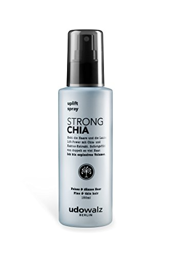 Udo Walz Hairfood Uplift-Spray Strong Chia, 1er...