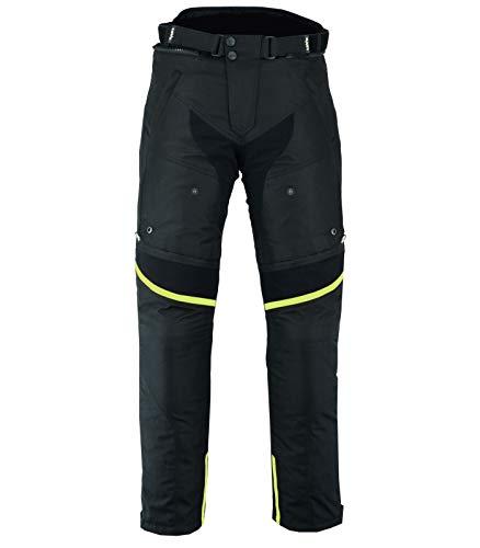 LOVO Pantalones para moto (Unisex) (6XL)