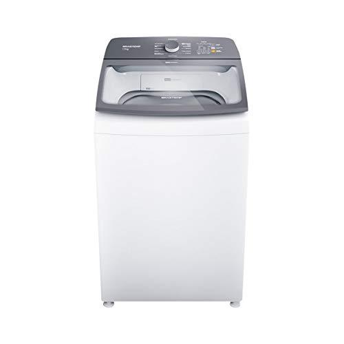 Máquina de Lavar 12kg com Ciclo Tira Manchas Advanced e Ciclo Antibolinha Brastemp