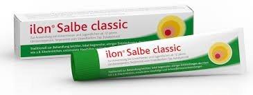 Ilon Salbe classic Set 2x100g Set. Wirkt antibakteriell & durchblutungsfördernd. Entspannt das Gewebe, mit der einzigartigen, pflanzlichen Wirkstoffkombination (Lärche,Kiefer & Eukalyptus)