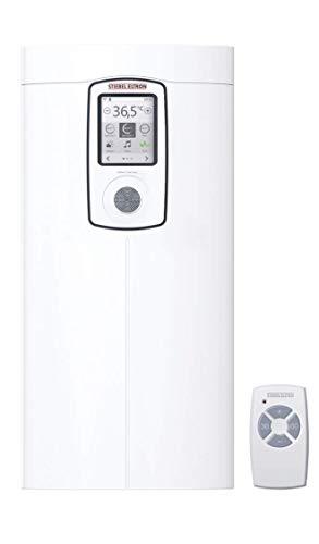 Stiebel Eltron vollelektronisch geregelter Durchlauferhitzer DHE Connect 18/21/24 kW, umschaltbar, Internetradio, WLAN, Touch-Display, ECO-Modus, App-Bedienung, Verbrauchsanzeige/-Kosten, 234467 - 2