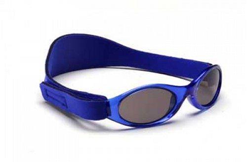 Kidz Banz KB000 - Vêtements pour bébé garçon / accessoires / lunettes de soleil, Bleu (bleu)., Taille unique