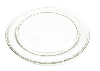 OEM Sharp Microwave Glass Plate Turntable Shipped with R305HW, R-305HW, R305KS, R-305KS, R306LK, R-306LK
