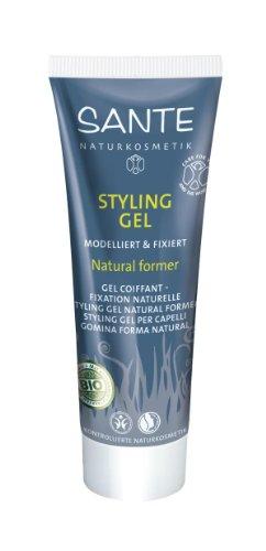 Sante Naturkosmetik Styling Gel natural Former, 50 ml