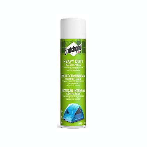 Scotchgard Protector de Agua Resistente, Verde, 400 ml