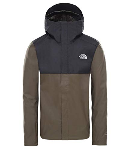 The North Face M Quest Zip-in Jacke Shell Homme, New Taupe Green, FR : S (Taille Fabricant : S)