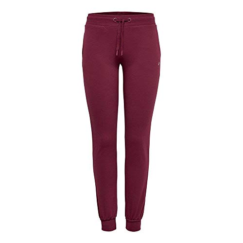 Only Play Lina Sweat Pant Bdx L - Joggingbroek - Bordeaux - Maat XL