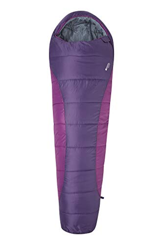 Mountain Warehouse | Saco de dormir Summit 250 -Temperatura: -1º a 5º