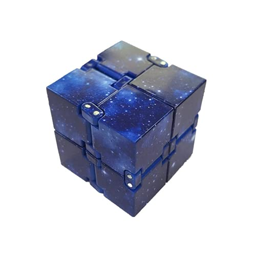 1-Pack Infinity Cube blue