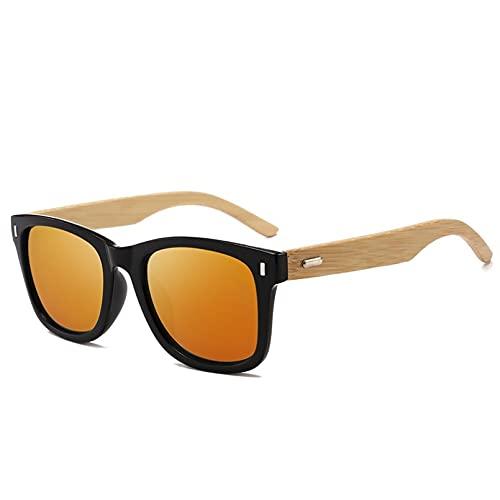 LUOXUEFEI Gafas De Sol Gafas De Sol Hombre Mujer Decoración Conducción Espejo Gafas De Sol Sombras