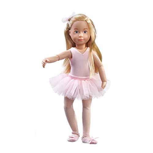 Käthe Kruse 0126848 Vera Ballettstunde, rosa
