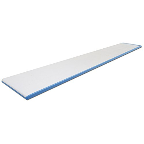 S.R. Smith 8 Foot Fiber-Dive Marine Blue Replacement Pool Diving Board - 66-209-268S3-1