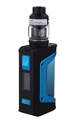GEEKVAPE Aegis Legend E-zigarette - max. 200 Watt, Z Verdampfer, Hellblau, 5ml