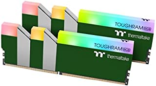 Thermaltake TOUGHRAM RGB 16GB (2 x 8GB) DDR4 3600MHz CL18 Memory Limited Racing Green Edition