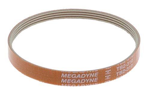 Gurt Megadyne TB2 310 mm - 4 Schneeketten - 3 Ersatzräder - Belt Abac - Nuair
