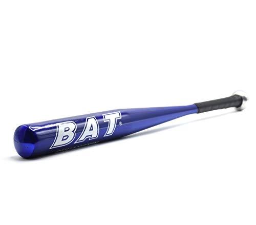 Bate de béisbol de aluminio para defensa personal de 25 pulgadas, bate de softbol para autodefensa, aleación de aluminio ligero (63,5 CM)