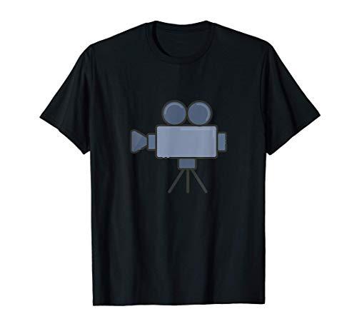Cámara de cine Camiseta