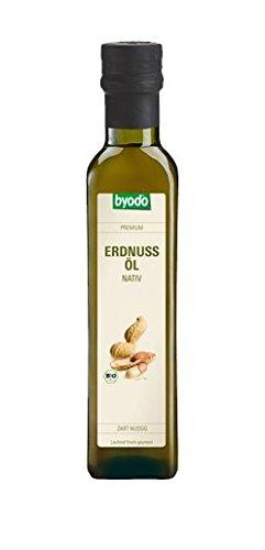 Byodo Bio Natives Erdnußöl 250 ml