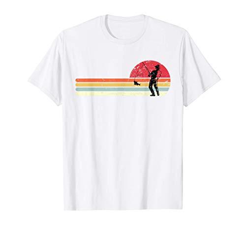 Regalo de pescador de Retor genial para hombres pescadores c Camiseta