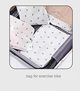 L NOW Indoor Cycling Travel Bag White 3