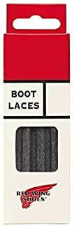 Red Wing Men's Flat Waxed Laces 36