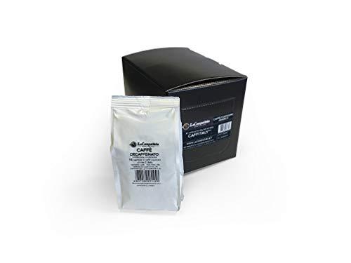 LaCompatibile CAFFITALY® Capsule Compatibili Caffè DECAFFEINATO - 50 capsule