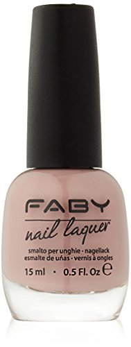 FABY Nagellack Sensual Touch, 15 ml